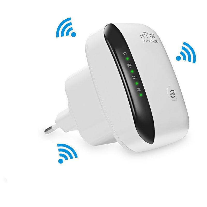 wireless wifi 300 mbps repeater router signal
