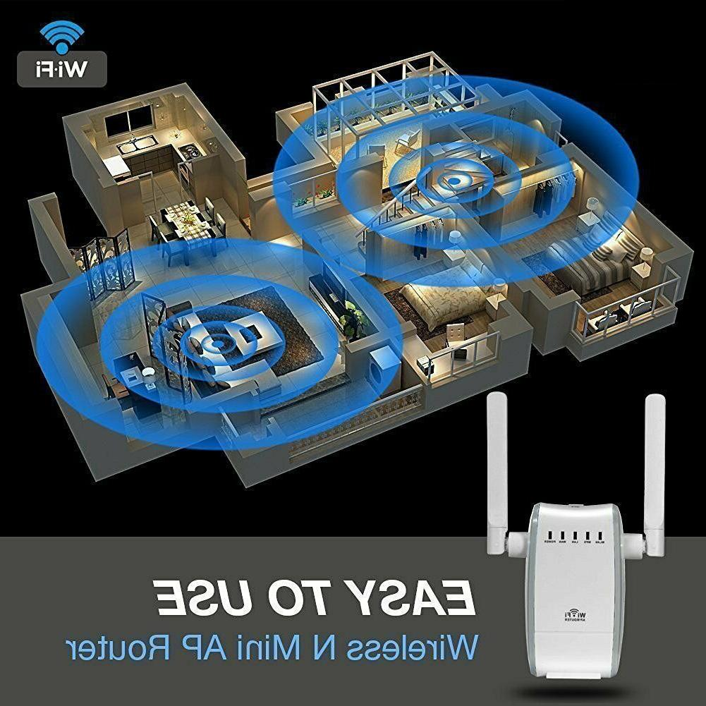 WLAN Router Extender Wireless Repeater AP Internet Signal