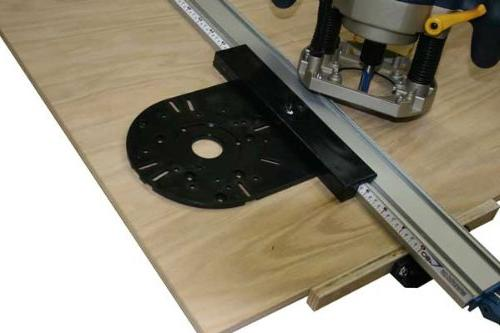 E. XCRP All-In-One Contractor Router Plate