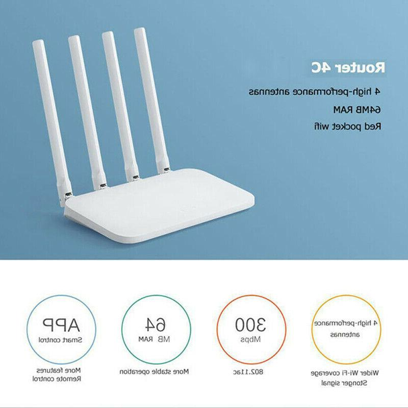 For Router 4C APP Wireless Router