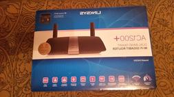 LINKSYS AC1200+ Dual Band Smart WiFi Router Model #EA6350