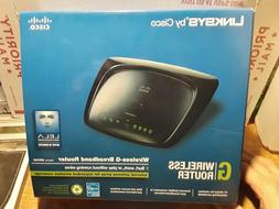LINKSYS by Cisco G Wireless Broadband Router Model No WRT54G
