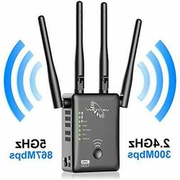 Long Range WiFi Extender Repeater Signal Amplifier Booster 4