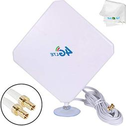 4G LTE TS9 Antenne Dual Mimo 35dBi High Gain Network Etherne