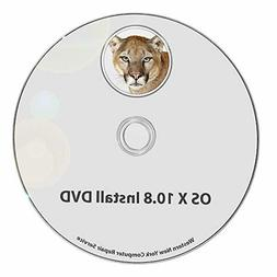 Mac OS X 10.8 Mountain Lion Full OS Install-Reinstall Recove
