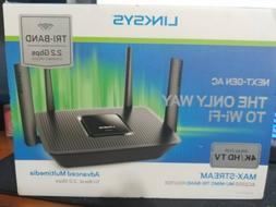 Linksys Max Stream Ac2200 Mu-mimo Tri Band Router