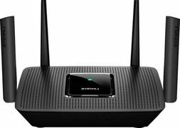 Linksys Max-Stream AC2200 Tri-Band Mesh WiFi 5 Router - Blac