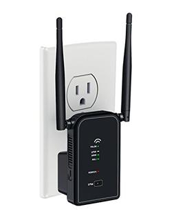 EATPOW Mini N300 Mbps Wi-Fi Range Extender,Wireless Router/R