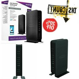 n300 8x4 wifi cable modem router combo