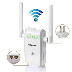 URANT N300 WiFi Range Extender Booster Wireless Router WiFi