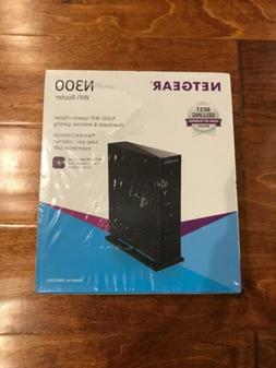 NETGEAR N300  WiFi Router 5 Port