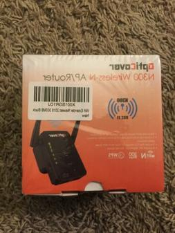Opticover N300 Wireless-N AP/Router  AP - Router - Repeater.