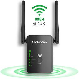 N300 Wireless-N Repeater,AP/Router & WIFI Repeater Designed