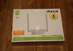 Tenda N301 N300 Wireless Wi-Fi Router, Easy Setup, Up to 300
