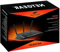 NETGEAR Nighthawk Pro Gaming XR300 Wi-Fi Router with 4 Ether