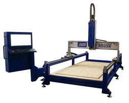 """New 4x8 with 24"""" Z axis CNC Router -  Foam CNC - Ready to Cu"""