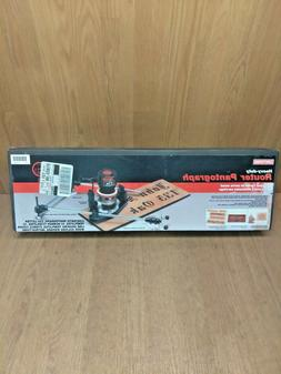 NEW - Craftsman 925187 Heavy Duty Router Pantograph