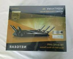 New & Sealed Netgear R8000-100NA   Nighthawk X6 AC3200 Tri-B
