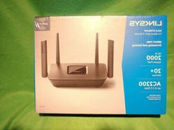 new Linksys EA8300 Max Stream AC2200 Mu-mimo Tri Band Router
