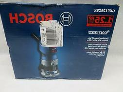 New in Box Bosch Colt CordedvPalm Router Kit with LEDs GKF12