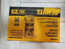 NEW IN BOX! DEWALT  DCW600B 20V MAX XR Cordless Compact Rout
