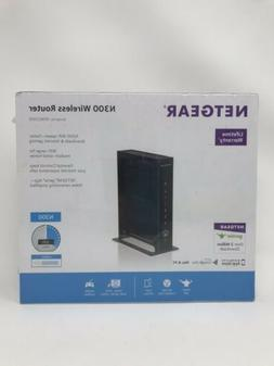 NETGEAR new N300 WiFi wireless Router 4 port Ethernet WNR200