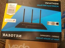 NEW!! NETGEAR NIGHTHAWK AC2600 SMART WiFi ROUTER R7450-100NA