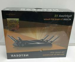 New Netgear R8000-100NA  Nighthawk X6 AC3200 Tri-Band WiFi R
