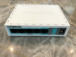 NEW Mikrotik Routerboard 5 Port Wireless Access Point RB951-