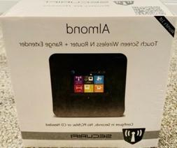 New *Sealed* Almond Securifi Touch Screen Wireless N Router