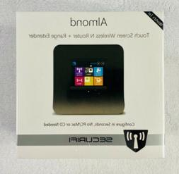 New *Sealed* Almond Securifi Touch Screen Wireless N Router+