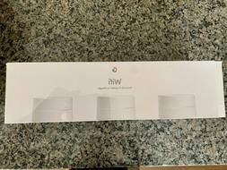 New Sealed Google Wifi AC1200 Dual-Band Mesh Wi-Fi Router Sy