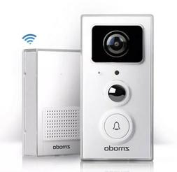 New Zmodo Smart Video Doorbell & Chime w