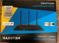 NETGEAR Nighthawk AC2600 Smart WiFi Gaming - Steaming Router
