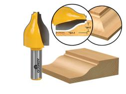 "Ogee & Bead Vertical Raised Panel Router Bit - 1/2"" Shank -"