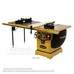 """POWERMATIC PM2000 Tablesaw 50"""" Accu-Fence System, Router Lif"""