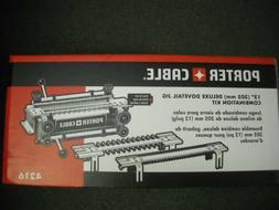 """Porter Cable 4216 12"""" Deluxe Dovetail Jig Combination Kit &"""