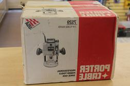 Porter Cable 7529 2HP Plunge Router *NEW old STOCK*  FREE SH