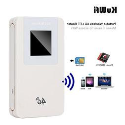 power bank lte wifi router