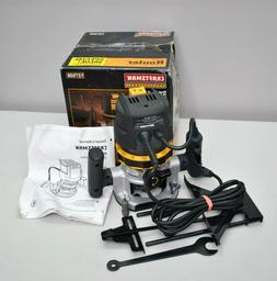 """CRAFTSMAN Professional Router Model 315.275000 2HP 1/2""""+1/4"""