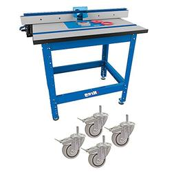 Kreg PRS1045 Precision Router Table System With PRS3090  Dua