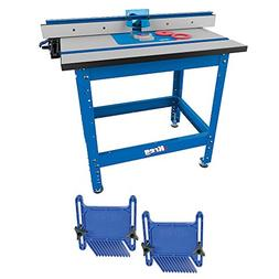 Kreg PRS1045 Precision Router Table System With PRS3020 Twin