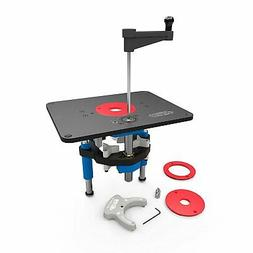 Kreg PRS5000 High-Performance Precision Router Lift with Cra