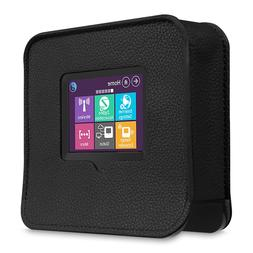PU Leather Case Dust Cover for Securifi Almond Touchscreen W