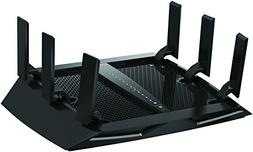 NETGEAR Nighthawk X6 AC3000 Dual Band Smart WiFi Router, Gig