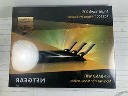 Netgear R8000-100NA  Nighthawk X6 AC3200 Tri-Band WiFi Route