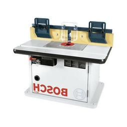 Bosch RA1171 15.0 Amp Cabinet Style Laminated Router Table N