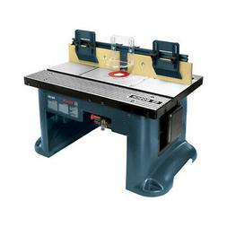 Bosch RA1181 Benchtop Router Table with Dust Collection Port