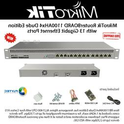 MikroTik RB1100AHx4 Dude RouterBOARD 1100AHx4 Dude Edition w