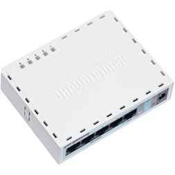 Mikrotik RB750GL Mini-Router 5 Gigabit Ethernet Ports